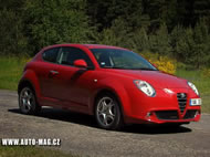 Video test Alfa Romeo Mito 1.4T