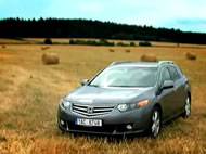 Test Honda Accord Tourer 2.2 i-DTEC AT