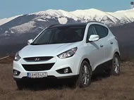 Video test Hyundai iX35