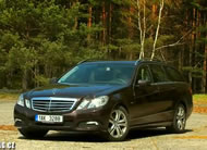 Test Mercedes Benz E 250 CDI Kombi