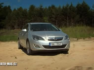 Video test Opel Astra 1.7 CDTI