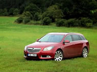 Video test Opel Insignia 1.6 Turbo Tourer