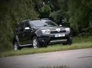 Video test Dacia Duster 4x4