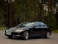 Test Jaguar XF 3.0D