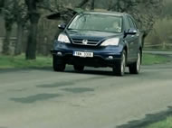 Test Honda CR-V 2,2 i DTEC Executive