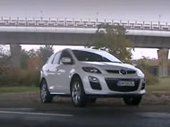 Test Mazda CX-7 2.2 MZR-CD