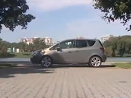 Video test Opel Meriva 1,7 CDTI