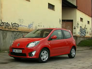 Test Renault Twingo Rip Curl