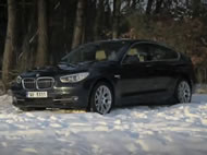 Test BMW 353 GT xDrive