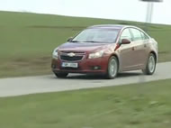 Video test Chevrolet Cruze 2,0 VCDi