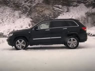 Video test Jeep Grand Cherokee