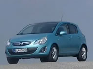 Video test Opel Corsa 1.2