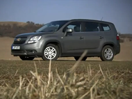 Video test Chevrolet Orlando 2.0 VCDI