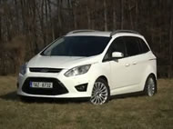 Test Ford Grand C-Max