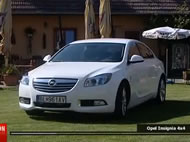 Video test Opel Insignia 4x4 OPC