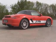 Video test Porsche Boxster S PDK