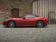 Video test Ferrari California