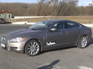 Test Jaguar XF 3.0 V6