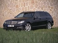 Test Mercedes C 250 4Matic