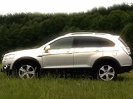 Video test Chevrolet Captiva 2,2 VCDI