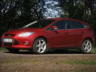Test Ford Focus