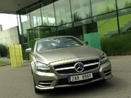Test Mercedes CLS 350 CDI