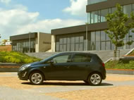 Video test Opel Corsa 1,7 DTS
