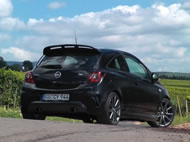 Video test Opel Corsa OPC Nürburgring