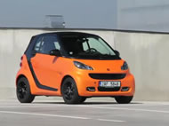 Video test Smart ForTwo Cabrio