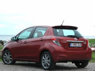 Test Toyota Yaris 2011
