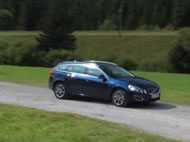 Test Volvo V60 Ocean Race