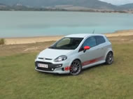Test Fiat Punto Abarth