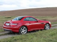Test Mercedes-Benz SLK 200