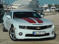 Test Chevrolet Camaro V8 6,2