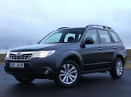 Test Subaru Forester 2.0 XS