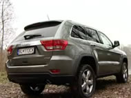Video test Jeep Grand Cherookee 3.0 CRD