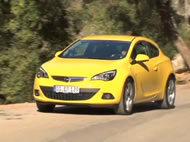 Video test Opel Astra GTC