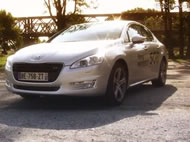 Test Peugeot 508 GT 2,2 HDi