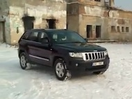 Video test Jeep Grand Cherokee 3,0 V6 CRD