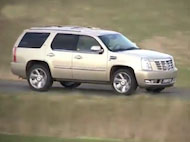 Video test Cadillac Escalade Hybrid