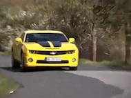 Video test Chevrolet Camaro V8