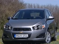 Video test Chevrolet Aveo 1.3D