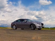 Video test Jaguar XF-S 3,0 V6