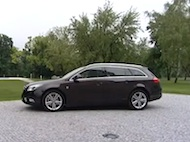 Video test Opel Insignia 2.0 BiTurbo CDTi 4x4