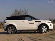 Test Range Rover Evoque 2,0 Turbo