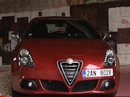 Video test Alfa Romeo Guilletta