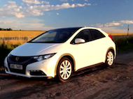 Test Honda Civic 1.8 i-VTEC