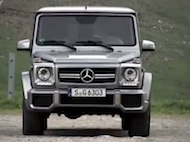 Test Mercedes Benz G 63 AMG