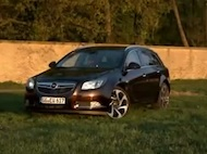 Video test Opel Insignia ST 2.0 CDTI BiTurbo 4x4