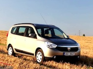 Test Dacia Lodgy